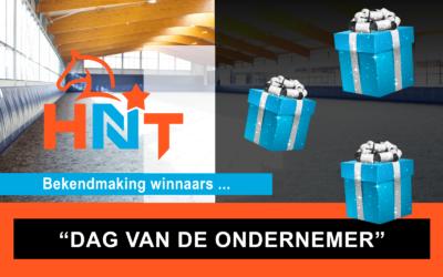 20-11-2020: De dag van de ondernemer I Bekendmaking winnaars